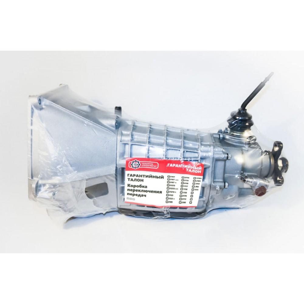 Коробка перемены передач ВАЗ 2101-074 стандартная (новый образец)